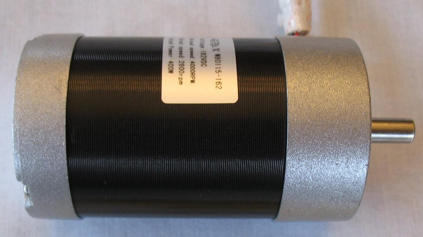 FHP Brushless Type DC Motor