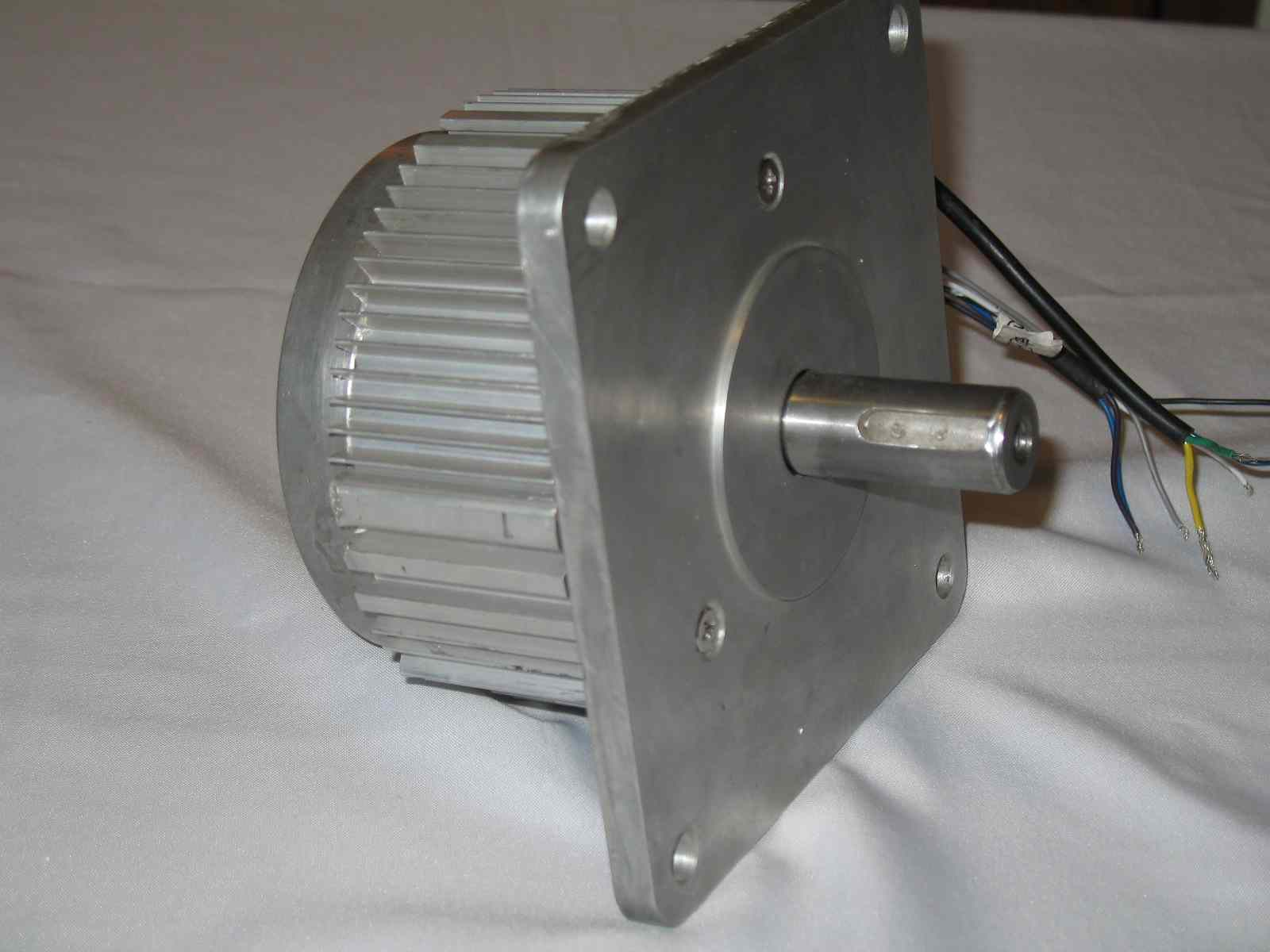 Brushless Fractional Horsepower Motor