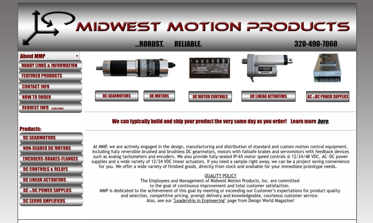 Midwest Motion Products