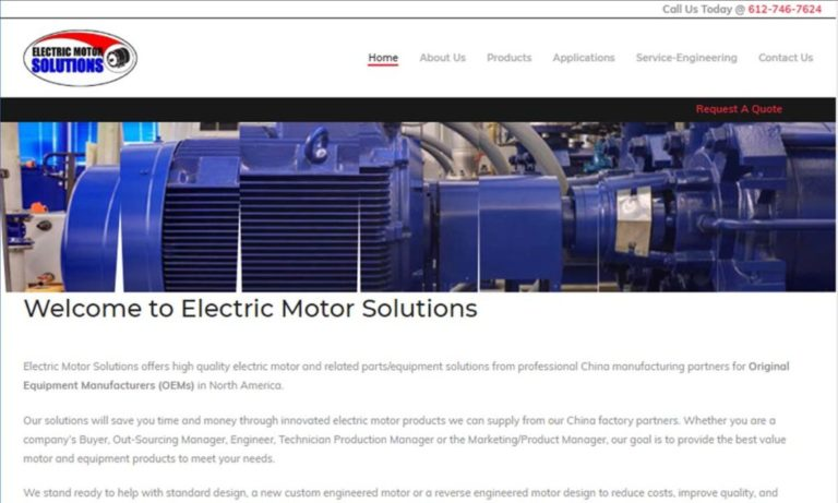 Electric Motor Solutions